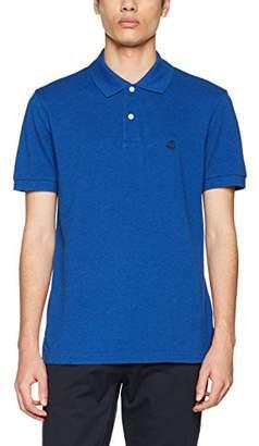 Brooks Brothers Men's 100096617-400 Polo Shirt, (Blue 400)
