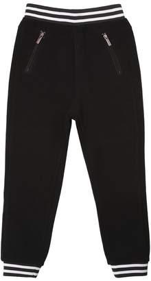 Karl Lagerfeld Cotton Sweatpants