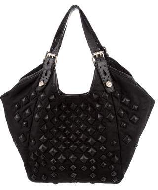 83c554d9303d Pre-Owned at TheRealReal · Givenchy Studded Hobo Bag
