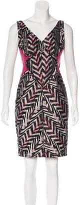 Zac Posen Jacquard Sheath Dress w/ Tags