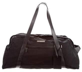 Gucci Nylon Duffle Bag