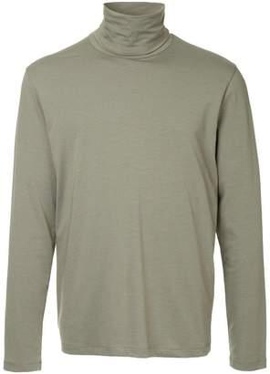 Jil Sander fitted turtleneck pullover