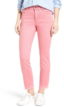Women's Kut From The Kloth Reese Colored Ankle Straight Leg Jeans $79 thestylecure.com