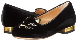 Charlotte Olympia - Incy Kitty Flats Women's Flat Shoes $295 thestylecure.com