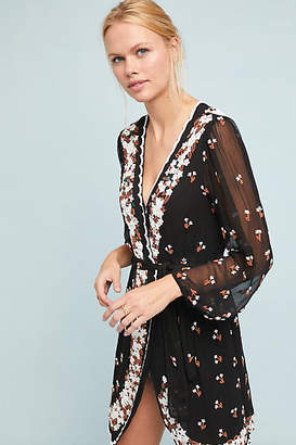 Antik Batik Tahira Beaded Mini Dress