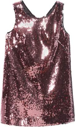 Milly Minis Flip Sequin Shift Dress