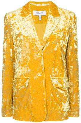 Derek Lam 10 Crosby Oversized Velvet Blazer