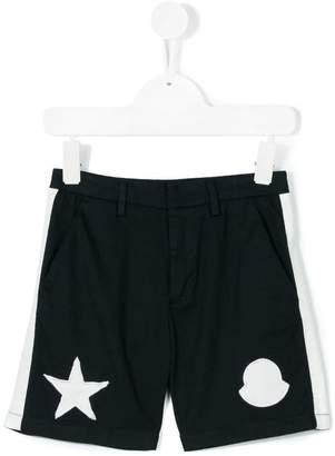 Moncler track shorts