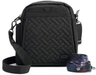 Lug Flapper Convertible Crossbody Bag