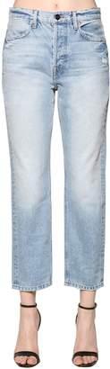 Frame High Rise Boyfriend Denim Jeans
