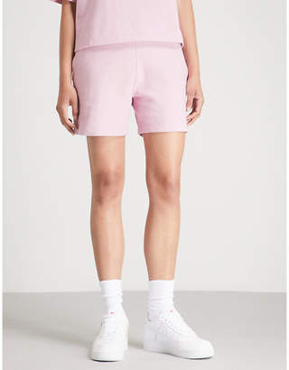 Champion Relaxed-fit cotton-jersey shorts