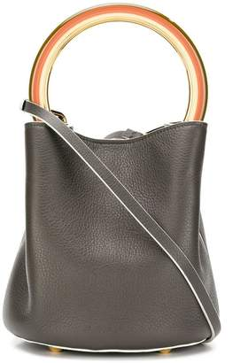 Marni Pannier round top handle tote