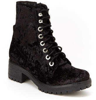 UNIONBAY Allie Womens Combat Boots