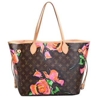 Louis Vuitton Neverfull cloth tote