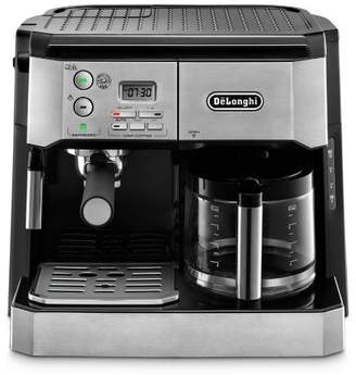 De'Longhi DeLonghi Combination Espresso/Coffee Machine - Stainless Steel BCO430