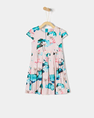 Ted Baker OLEAY Pistachio skater dress