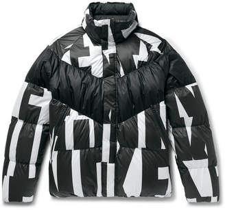 14e97b310c5 Nike Sportswear Quilted Printed Shell Down Jacket