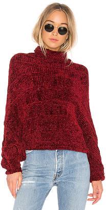 Free People Velvet Dreams Pullover Sweater