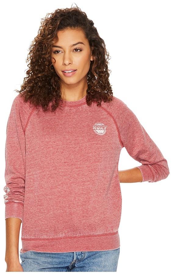 Roxy - Be Shore A Fleece Top Women's Clothing