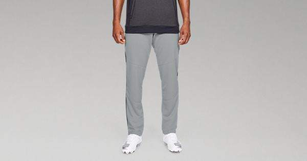 Under Armour Men's UA Utility Relaxed Piped Baseball Pants