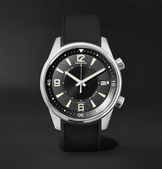 Jaeger-LeCoultre Jaeger Lecoultre Polaris Date 42mm Stainless Steel And  Rubber Watch 60514f84c8b7