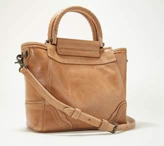 Frye Leather Mini Riviana Tote Bag