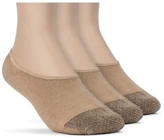 Frad Rivka Boys' Cotton Premium No Show Liner Socks - 3 Pairs