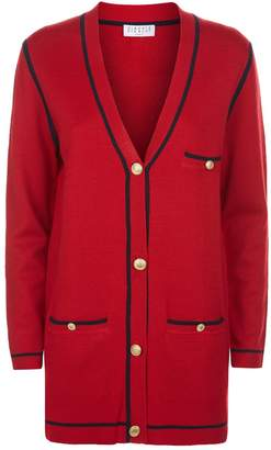 Claudie Pierlot Long Wool Cardigan