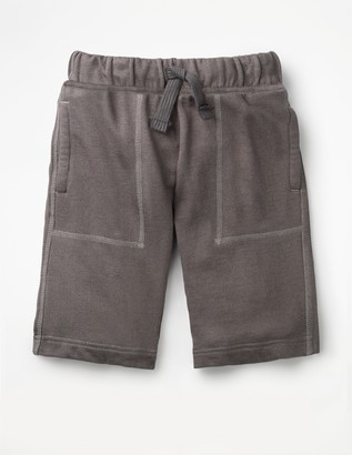 Garment-Dyed Sweatshorts