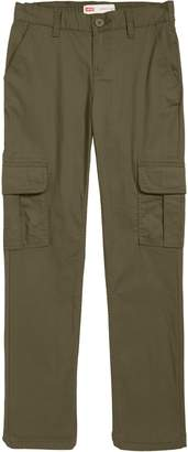 Levi's Stretch Cargo Tapered Pants