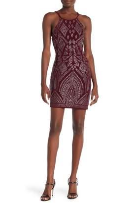 Jump Aztec Glitter Dress