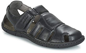 Josef Seibel PAUL 15 men's Sandals in Black