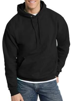 Eco Smart HanesApparel Hanes Big & Tall Men's EcoSmart Fleece Pullover Hoodie with Front Pocket