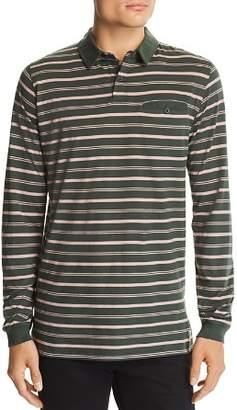 BANKS Hello Striped Polo Shirt - 100% Exclusive