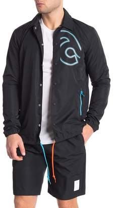 Asics Coaches Jacket
