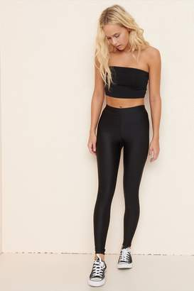 Garage High Waist Shiny Legging