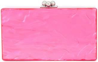 Edie Parker rectangular box clutch