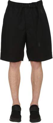 Nike Woven Stretch Cotton Shorts