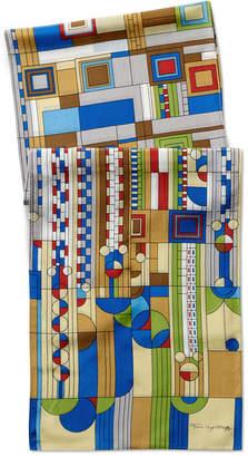 MoMA STORE (モマ ストア) - MoMA STORE MoMA FLW サワロフォルム&カクタスフラワー スカーフ