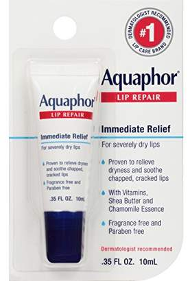 Aquaphor Lip Repair .35 Fluid Ounce Carded Pack
