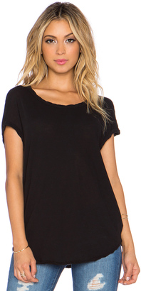 James Perse Circular Shell Top $135 thestylecure.com