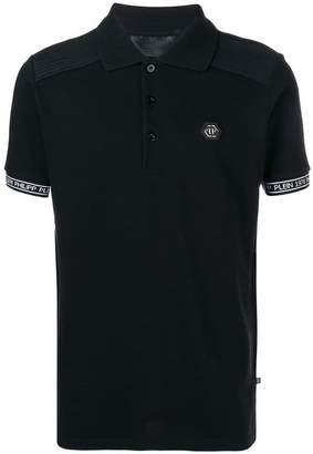 Philipp Plein short sleeved polo shirt
