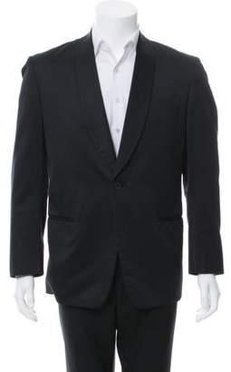 Louis Vuitton One-Button Tuxedo Jacket