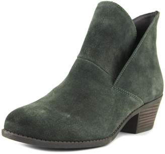 Me Too Zale 14 Women US 8.5 Green Bootie