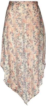 Haute Hippie Mini skirts