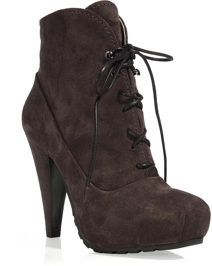 Proenza Schouler Dark Brown Boots