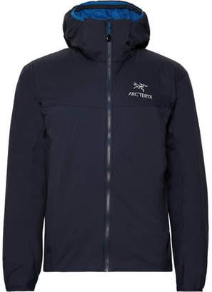 Arc'teryx Atom Lt Padded Fleece-Panelled Tyono Hooded Jacket