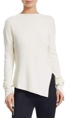 Helmut Lang Twisted Crewneck Sweater