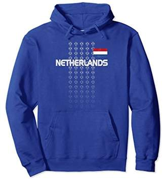 Netherlands soccer Hoodie Top - Dutch National Team Fan