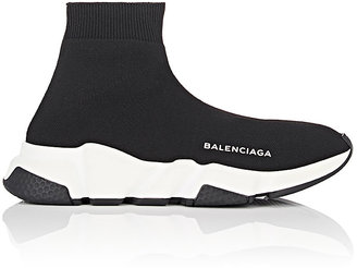 Balenciaga Women's Speed Knit Sneakers $545 thestylecure.com